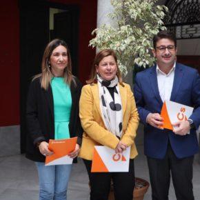 Ciudadanos valora el impulso que el Gobierno andaluz ha dado a la educación pública y los servicios judiciales en Utrera