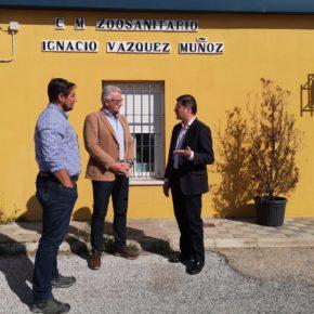 """Ciudadanos pide que se revierta """"la falta de personal"""" en el Zoosanitario para que """"no afecte al servicio"""""""