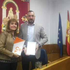 El Pleno de Lebrija aprueba por unanimidad la moción de Ciudadanos sobre Parques Infantiles Inclusivos y Señalética Inclusiva