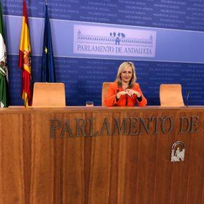 """Llopis: """"La evaluación de la utilidad de las políticas públicas en Andalucía será posible gracias al impulso de Ciudadanos"""""""