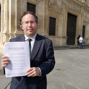 """Ciudadanos reclama """"medidas urgentes"""" para """"controlar el gasto de agua"""" en los edificios municipales"""