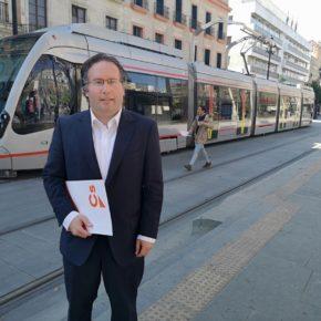 """Ciudadanos apuesta por """"una movilidad sostenible desde el sentido común"""" que """"no deje morir al Casco Antiguo"""""""