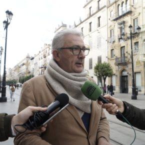 """Ciudadanos asegura que la tala de árboles de la Plaza de San Lorenzo evidencia """"el fracaso de la política verde de Espadas"""""""