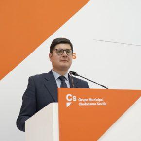 Pimentel pide a Espadas que reclame al Estado los más de dos millones del Fondo Social que corresponden a Sevilla