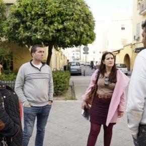 """Ciudadanos denuncia """"un nuevo repunte del vandalismo"""" en la Barzola con """"robos de coches y quema de contenedores"""""""
