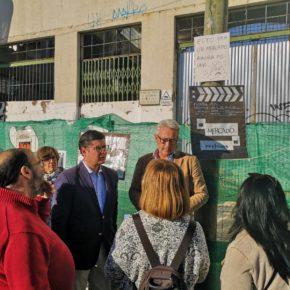 """Ciudadanos denuncia """"la paralización"""" del proyecto de reforma del antiguo mercado de la Puerta de la Carne"""