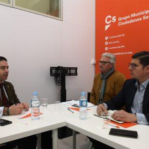 """Pimentel pide """"abrir el debate"""" de la revisión de la ordenanza de veladores para acabar con """"la excesiva restricción"""""""