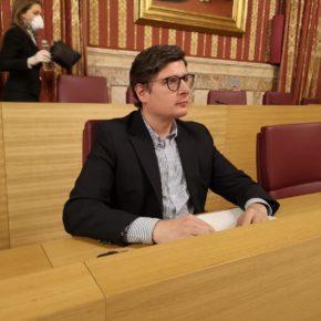 """Pimentel valora el """"impulso"""" de la Junta """"con un gobierno de Ciudadanos"""" a la línea 3 del Metro de Sevilla"""