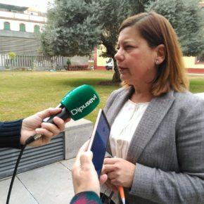 Ciudadanos exige a Villalobos que no siga utilizando la Diputación de Sevilla como agencia de colocación de imputados