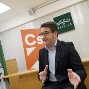 Ciudadanos exige a Villalobos que ponga la maquinaria a trabajar para que los fondos sociales adelantados por la Junta lleguen ya a los ayuntamientos
