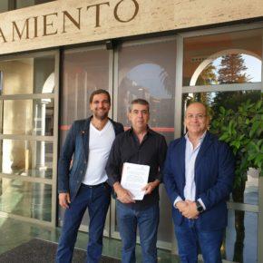 Ciudadanos solicita al alcalde de Dos Hermanas que pida a Sánchez no intervenir los ahorros del ayuntamiento nazareno