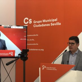 """Ciudadanos propone crear """"centros de barrio"""" para """"reducir el uso del vehículo privado"""" y fomentar """"el comercio de cercanía"""""""