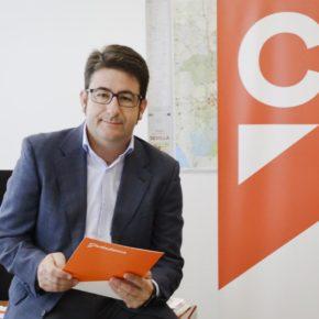 """Benjumea: """"Los ayuntamientos sevillanos tendrán 30 millones de euros para planes de empleo gracias a la política útil de Ciudadanos"""""""