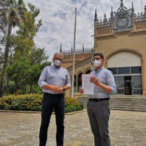 """Ciudadanos pide """"plazos concretos"""" para """"no dilatar más"""" la apertura del Museo de Aníbal González en el Pabellón Real"""