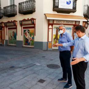 """Ciudadanos propone a Urbanismo crear """"un libro de estilo"""" que evite la """"falta de armonía estética"""" de zonas como la Gavidia"""