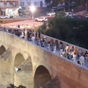 Ciudadanos celebra el éxito del concierto por el Día Mundial de la Música en el Puente de Jesús Nazareno