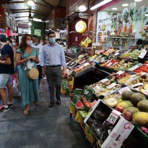 """Ciudadanos reclama """"modernizar la ordenanza de mercados de abastos"""" para """"adaptarla a la realidad de los nuevos usos"""""""