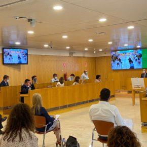 Ciudadanos obtiene el apoyo del pleno de Diputación para crear un Plan de Apoyo al Comercio de Cercanía