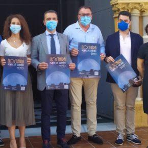 Ciudadanos impulsa la reactivación de su festival de verano 'Noctaíra'