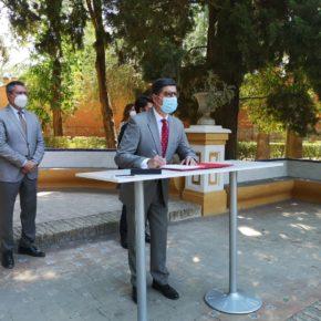 """Ciudadanos avala """"el pacto del Alcázar"""" como una """"oportunidad"""" para """"buscar un turismo de calidad, sostenible y descentralizado"""""""