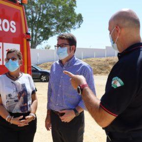 Ciudadanos exige a la Diputación de Sevilla una respuesta a la situación de precariedad de los bomberos de la provincia