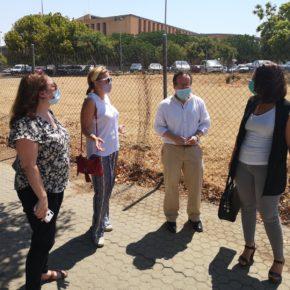 """Ciudadanospropone crear """"una bolsa de aparcamiento para residentes"""" en la reordenación del entorno de Santa Justa"""