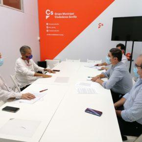 Ciudadanos propone la modificación de los planes especiales de protección para incluir al adoquín de Gerena