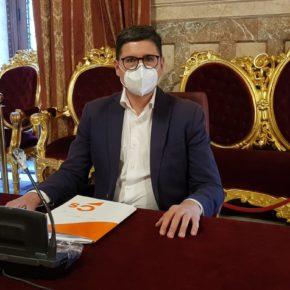 Ciudadanos propone que Sevilla concurra a las ayudas de la Junta de Andalucía para la adquisición de vehículos eléctricos
