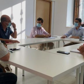 """Ciudadanos respalda la """"viabilidad"""" de Tussam para""""evitar que entre en déficit"""" y pide no usar a la empresa como """"arma política"""""""