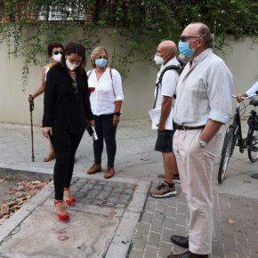 """Ciudadanos lamenta """"la degradación de la cubierta verde"""" del Porvenir y la apuesta municipal por """"el cemento y el hormigón"""""""