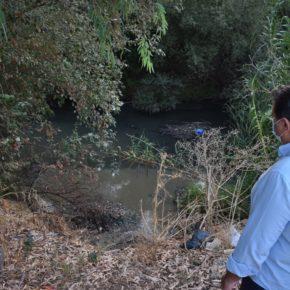 Ciudadanos Cantillana propone una comisión que gestione la instalación de una EDAR en Cantillana y hacer un plan urgente de saneamiento de la ribera del río Viar
