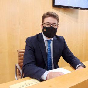 """Ciudadanos respalda los presupuestos de la Diputación de Sevilla porque sus propuestas """"naranjas"""" llegarán a autónomos y comerciantes de toda la provincia"""