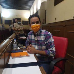 Ciudadanos Écija obtiene el apoyo unánime del pleno del Ayuntamiento para crear un plan de mejora y equipamiento de los bomberos