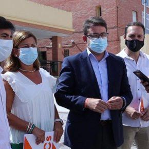 """Ciudadanos solicita a la Diputación de Sevilla una """"solución inmediata"""" para que se cubran las vacantes en la residencia La Milagrosa (Marchena)"""