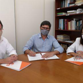 """Ciudadanos presenta una moción para que el Pleno declare su """"absoluto rechazo"""" al transfuguismo político"""