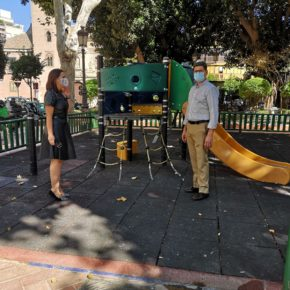 """Ciudadanos lamenta la """"ambigüedad"""" del gobierno local con los parques infantiles y pide """"medidas"""" para que no sean """"un foco de contagios"""""""