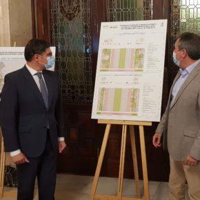 """Pimentel (Cs): """"Los corredores verdes de Nervión son una apuesta clara por la sostenibilidad que lleva el sello de Ciudadanos"""""""