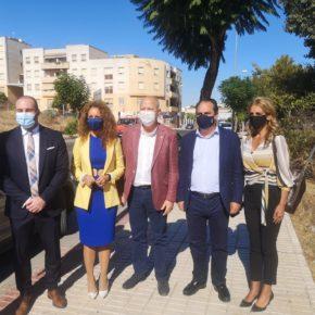 Ciudadanos aplaude el anuncio de Imbroda sobre el inicio de las obras del nuevo IES para Alcalá de Guadaíra