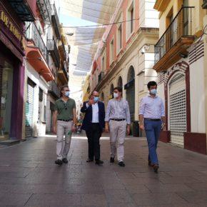 """Ciudadanos exige al gobierno local que """"siga el ejemplo"""" de la Junta de Andalucía y """"acelere"""" el pago de ayudas a autónomos"""