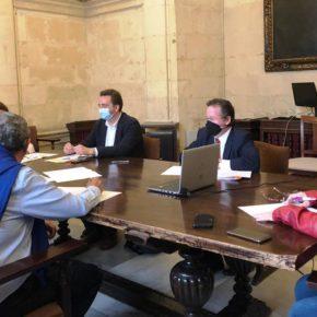 Ciudadanos confía en que la comisión de seguimiento acelere el cumplimiento de las mociones aprobadas por el Pleno