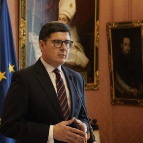 """Ciudadanos envía una carta al alcalde de Sevilla con """"las primeras conclusiones"""" del diálogo entre ambas formaciones"""