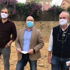 Ciudadanos Dos Hermanas vuelve a reclamar más limpieza para la zona de Olivar de Quintos