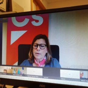"""Ciudadanos obtiene el apoyo unánime del pleno de Diputación de Sevilla para crear """"un plan para reactivar los núcleos urbanos"""""""