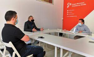 """Ciudadanos reclama """"medidas concretas y plazos"""" para adaptar la tasa de interinos municipales a la legislación europea"""