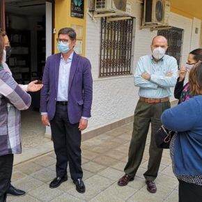 """Ciudadanos apuesta por """"no precipitarse"""" con la peatonalización de Cruz Roja y reclama """"consenso"""" con vecinos y comerciantes"""