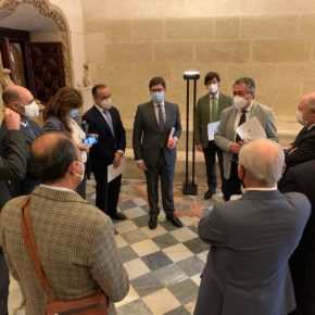 Ciudadanos y el gobierno local impulsan la creación de una unidad municipal para la captación de fondos europeos