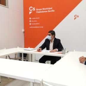 """Ciudadanos respalda la nueva RPT de Urbanismo y anuncia que estará """"vigilante"""" para """"cumplir con los plazos previstos"""""""