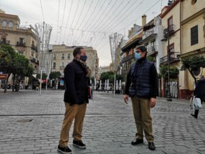"""Ciudadanos reclama un plan de seguridad para """"evitar grandes aglomeraciones"""" con el encendido de la iluminación navideña"""