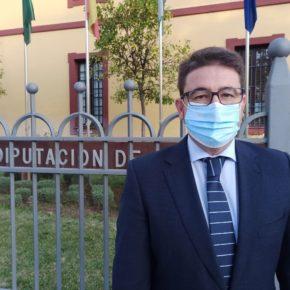 """Ciudadanos propone a la Diputación que incluya en los presupuestos una partida """"específica"""" para el plan anti-suicidio que se aprobó en el pleno de septiembre"""