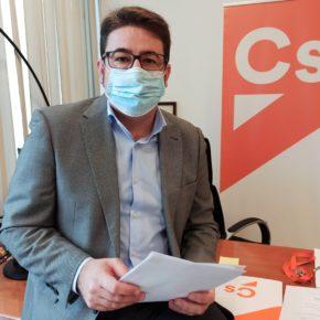 """Benjumea: """"El PFEA es una apuesta sin fisuras de Ciudadanos por el municipalismo"""""""